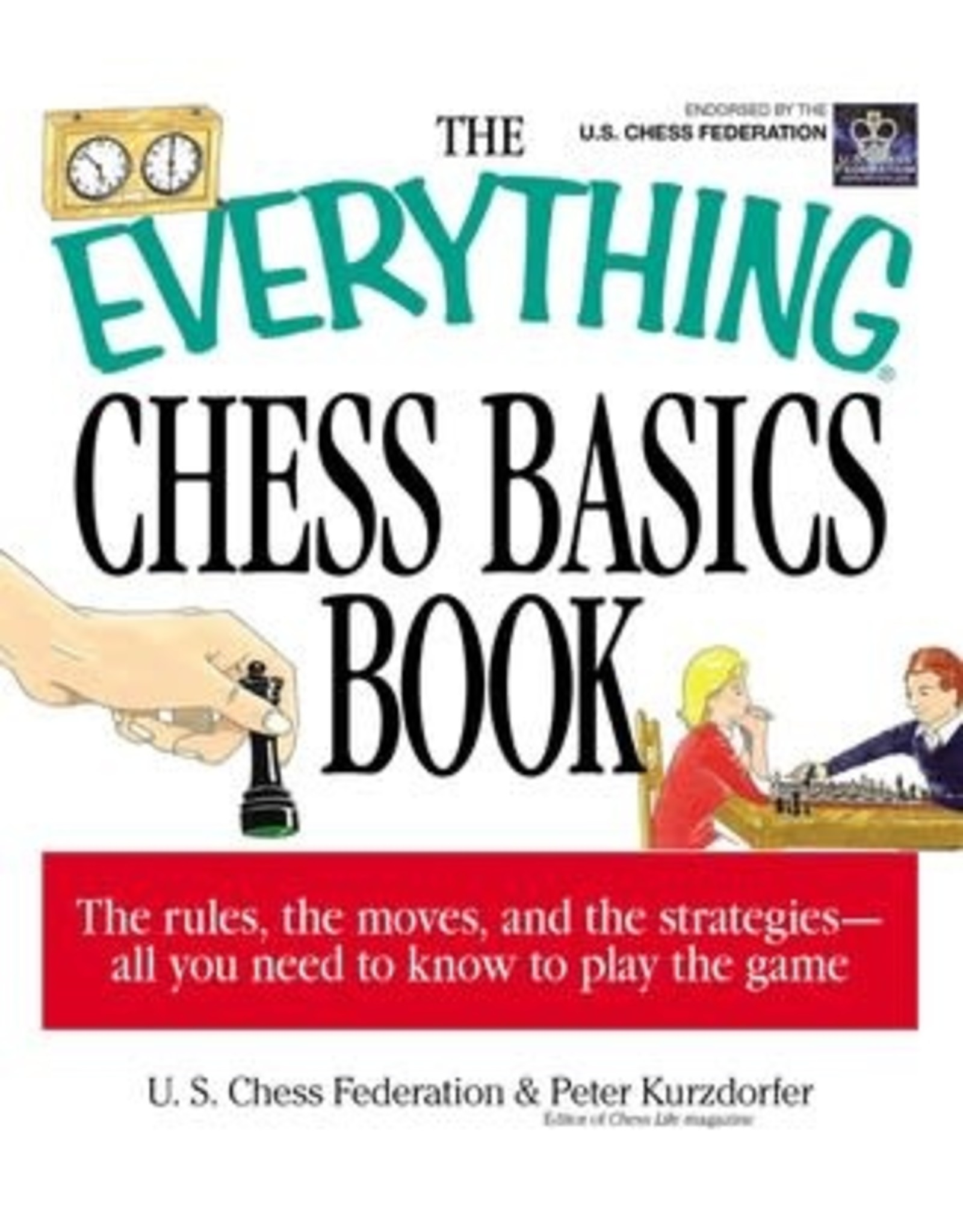 Simon & Schuster Everything Chess Basics Book