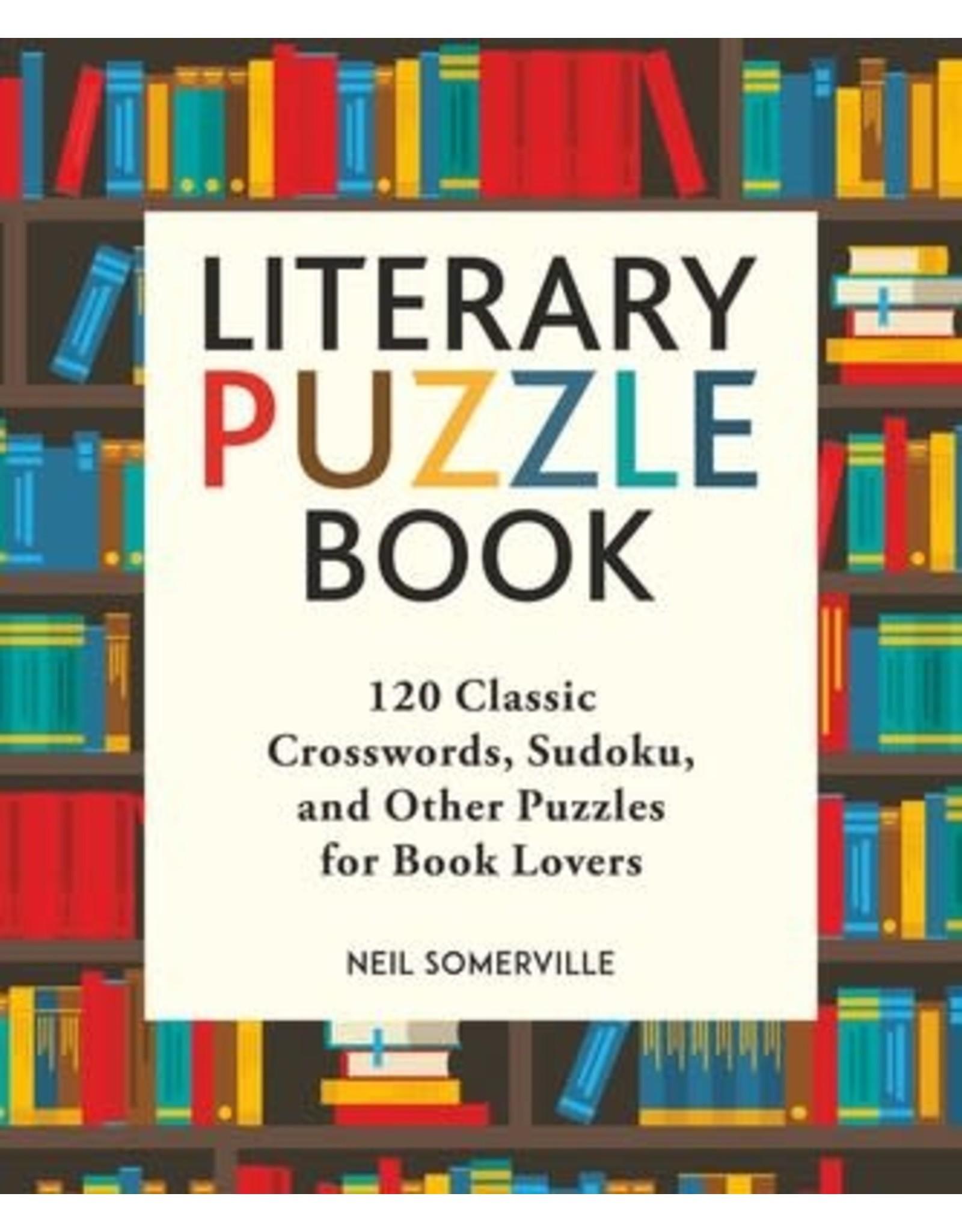 Simon & Schuster Literary Puzzle Book