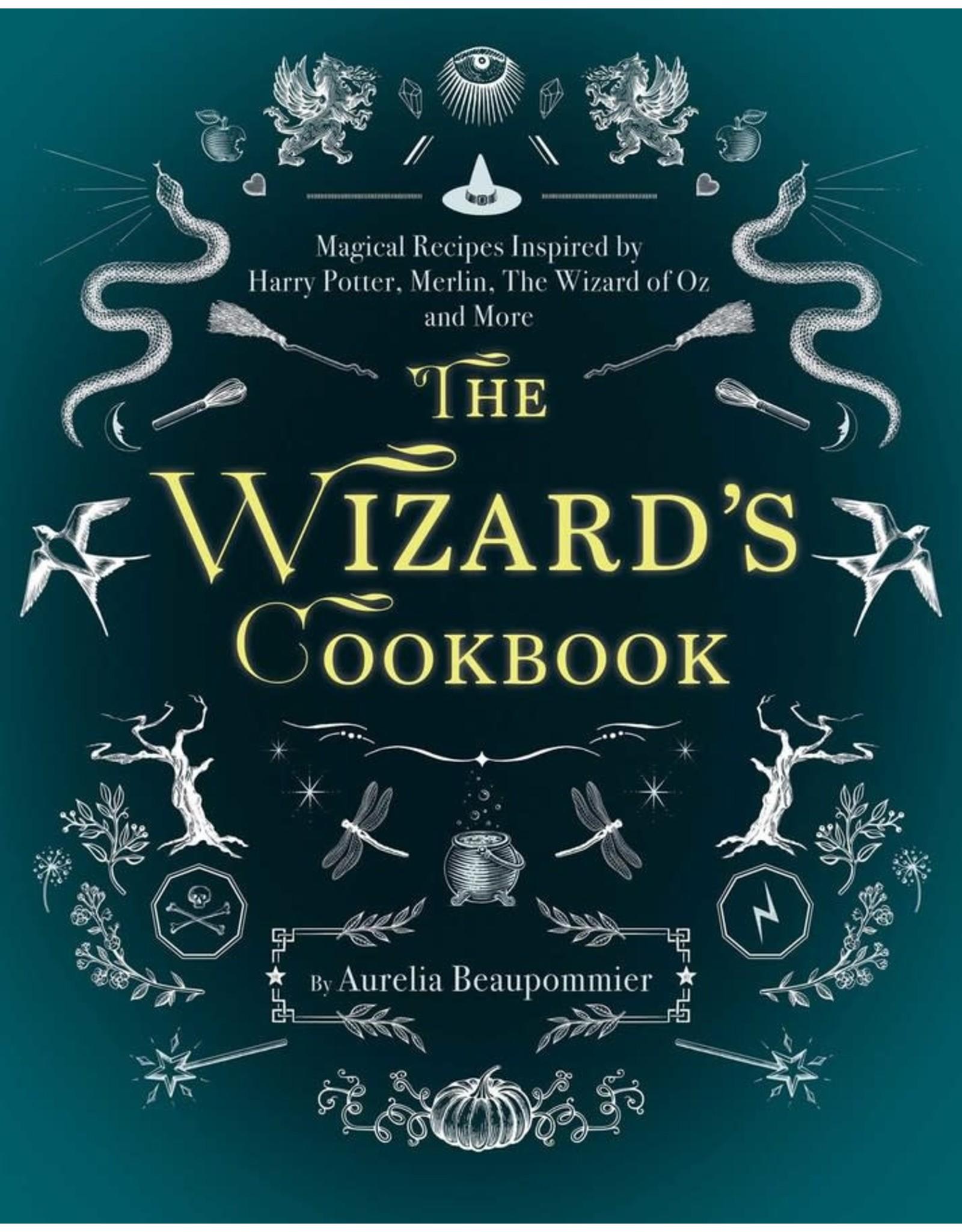 Simon & Schuster The Wizard's Cookbook