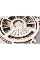 UGears Date Navigator Wood Model