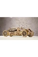 UGears U-9 Grand Prix Car Wood Model
