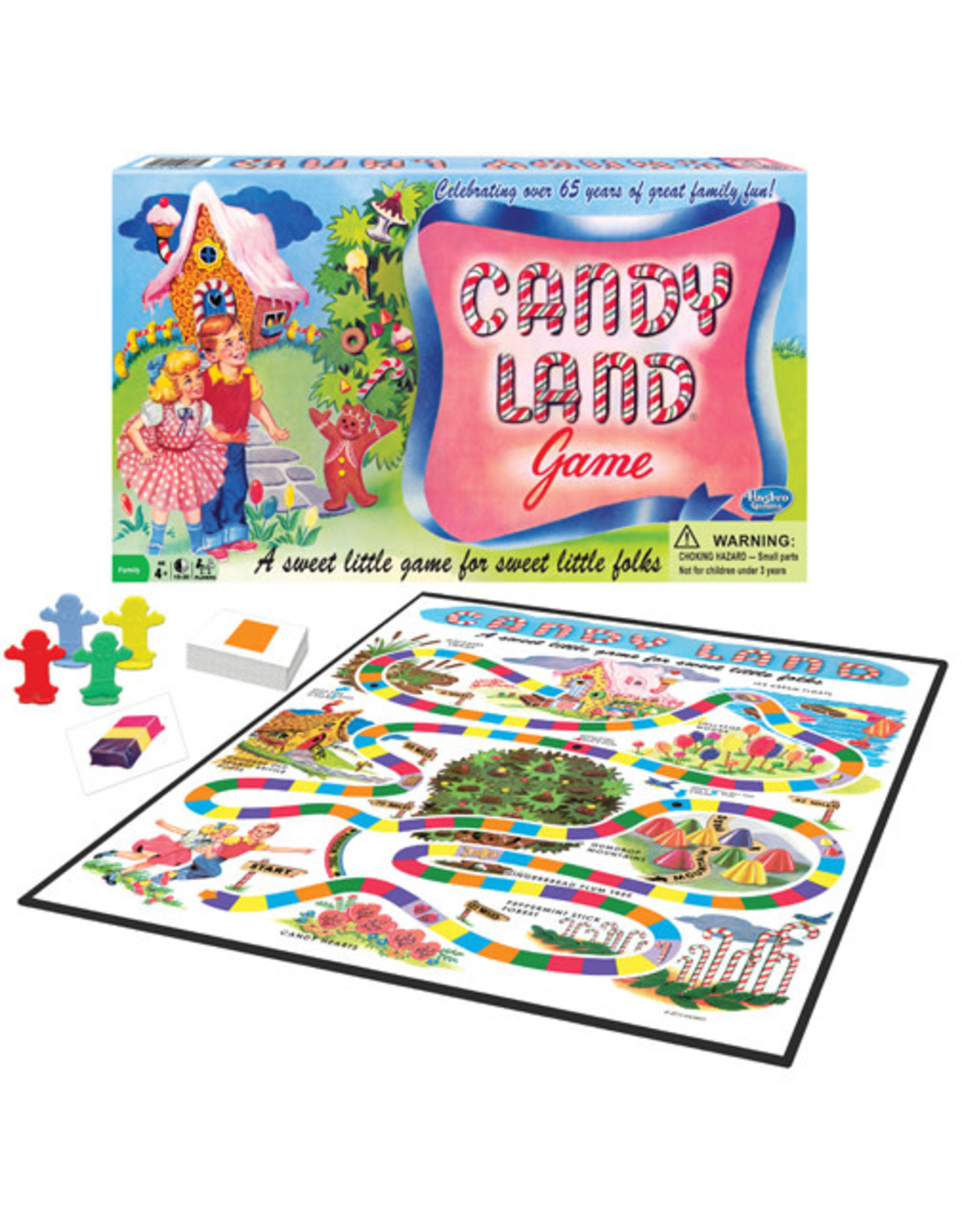 Winning Moves Games Candy Land