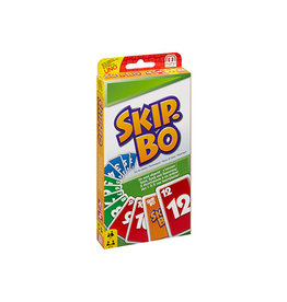 Mattel SKIP-BO Card Game