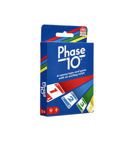 Mattel Phase 10 Card Game