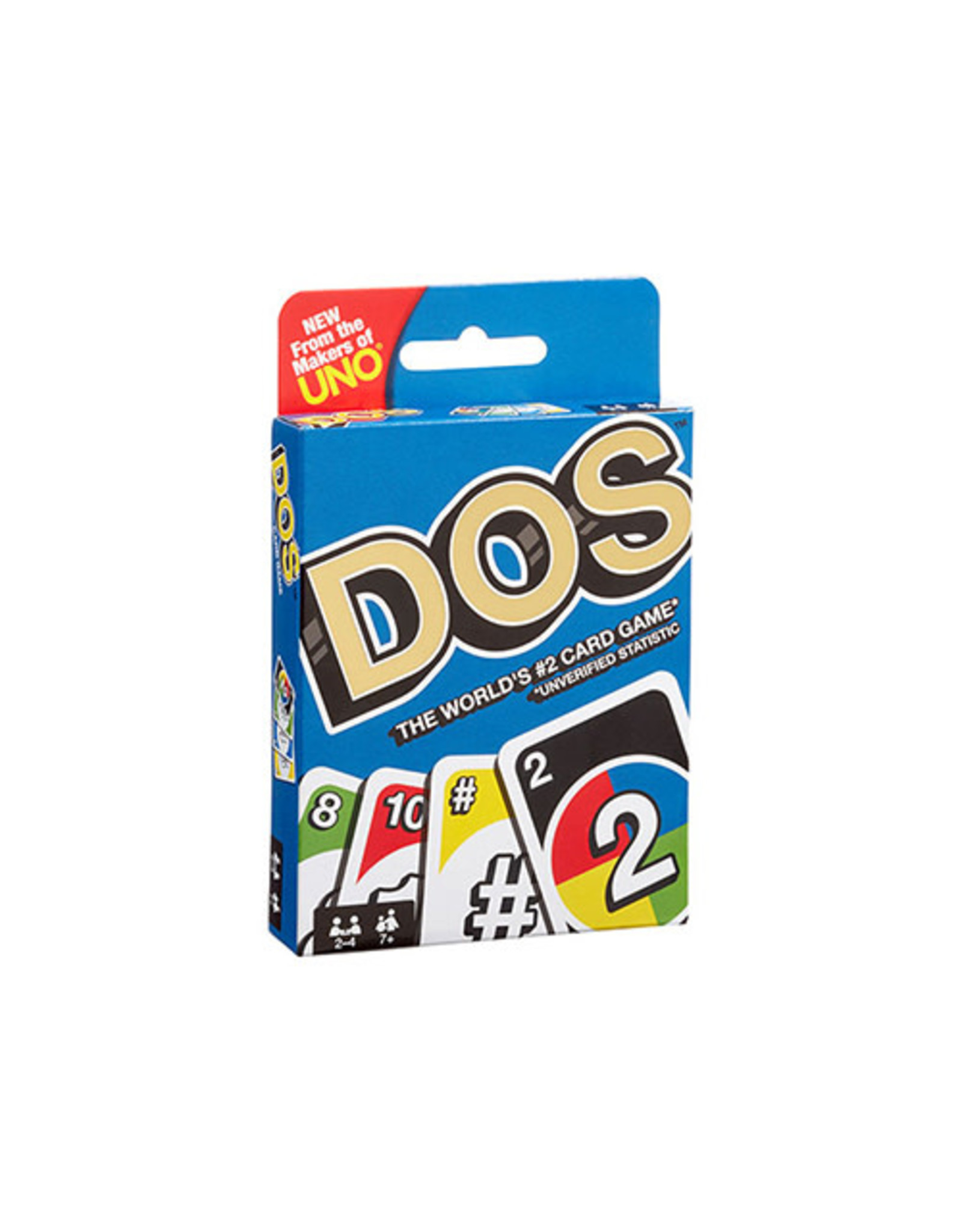 Mattel DOS Card Game