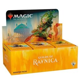 Wizards of the Coast MtG: Guilds of Ravnica Booster Box