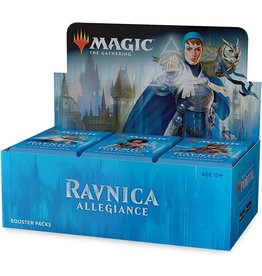 Wizards of the Coast MtG: Ravnica Allegiance Booster Box