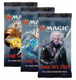 Wizards of the Coast MtG: Core 2020 Booster Pack
