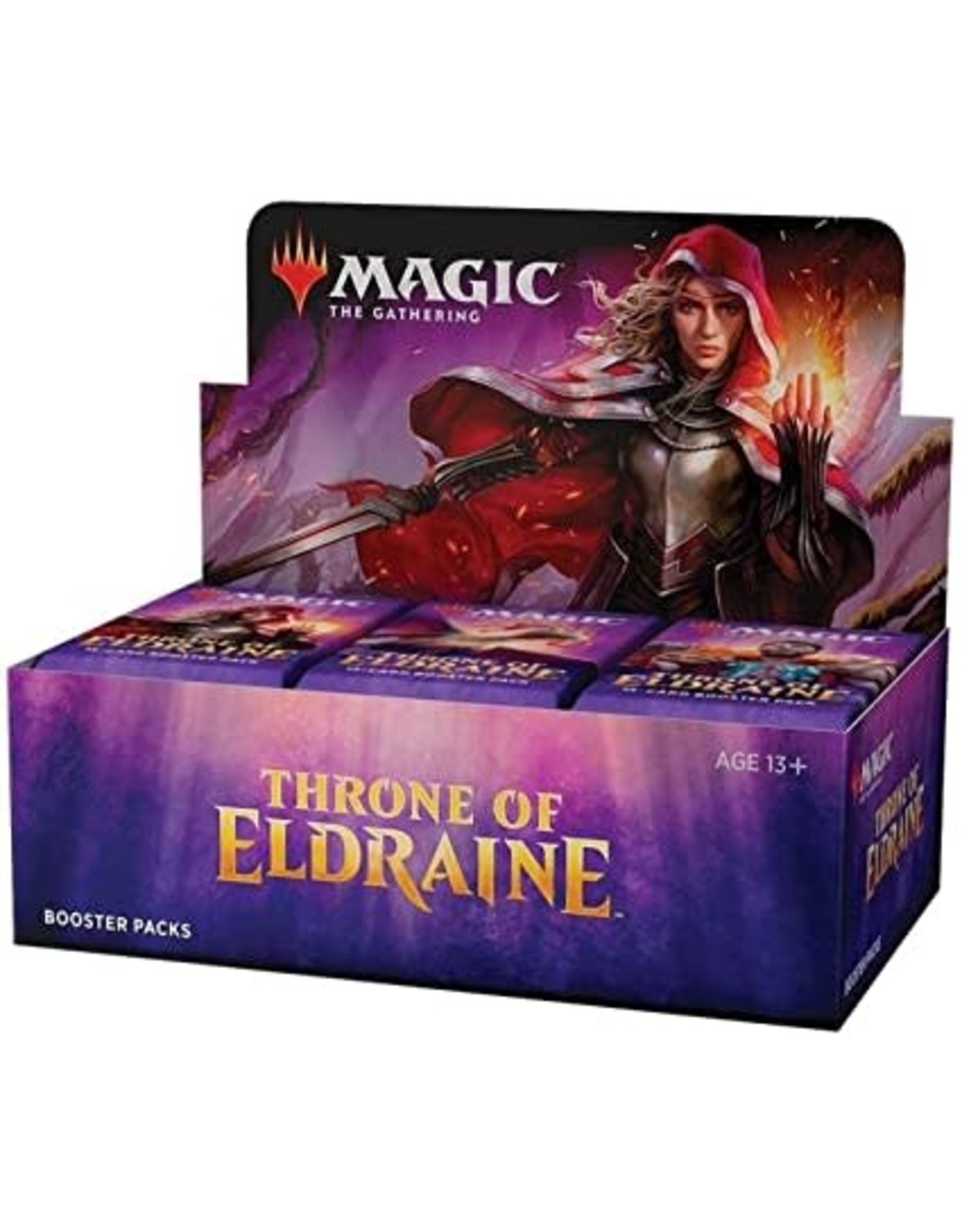 Wizards of the Coast MtG: Throne of Eldraine Booster Box