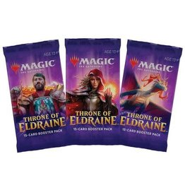 Wizards of the Coast MtG: Throne of Eldraine Booster Pack