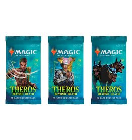 Wizards of the Coast MtG: Theros Beyond Death Booster Pack