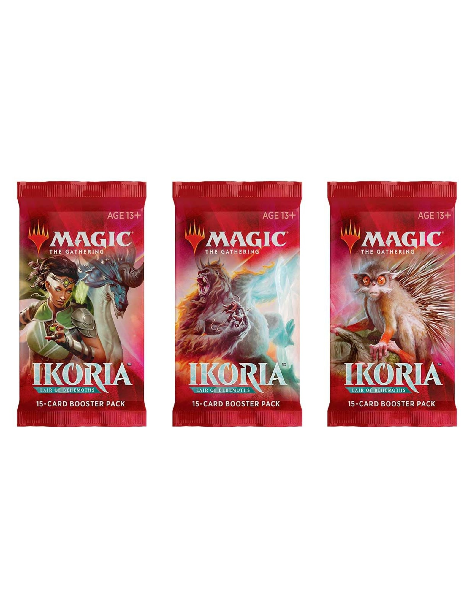 Wizards of the Coast MtG: Ikoria Booster Pack