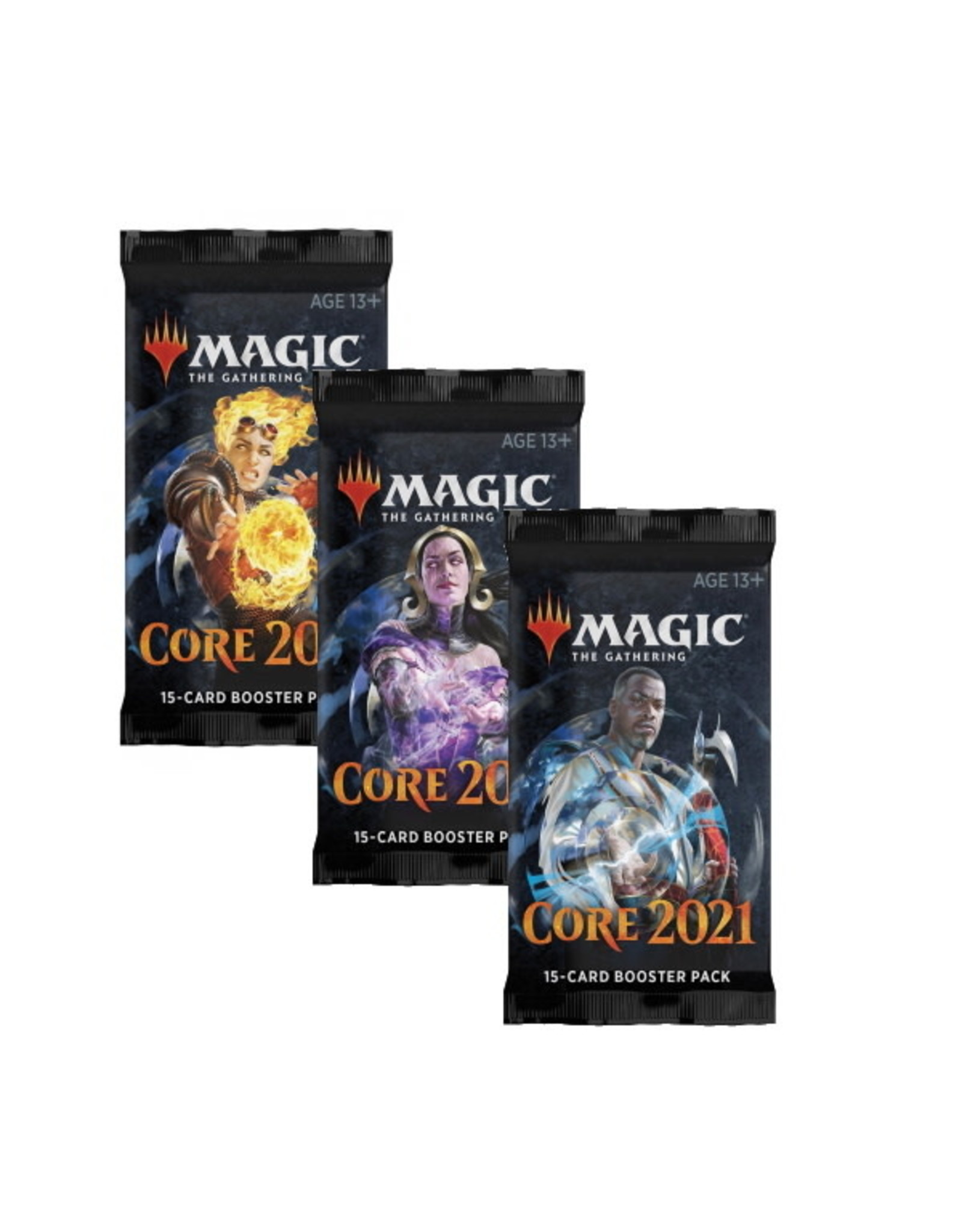 Wizards of the Coast MtG: Core 2021 Booster Pack