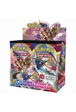 The Pokemon Company Pokemon: Sword & Shield Booster Box