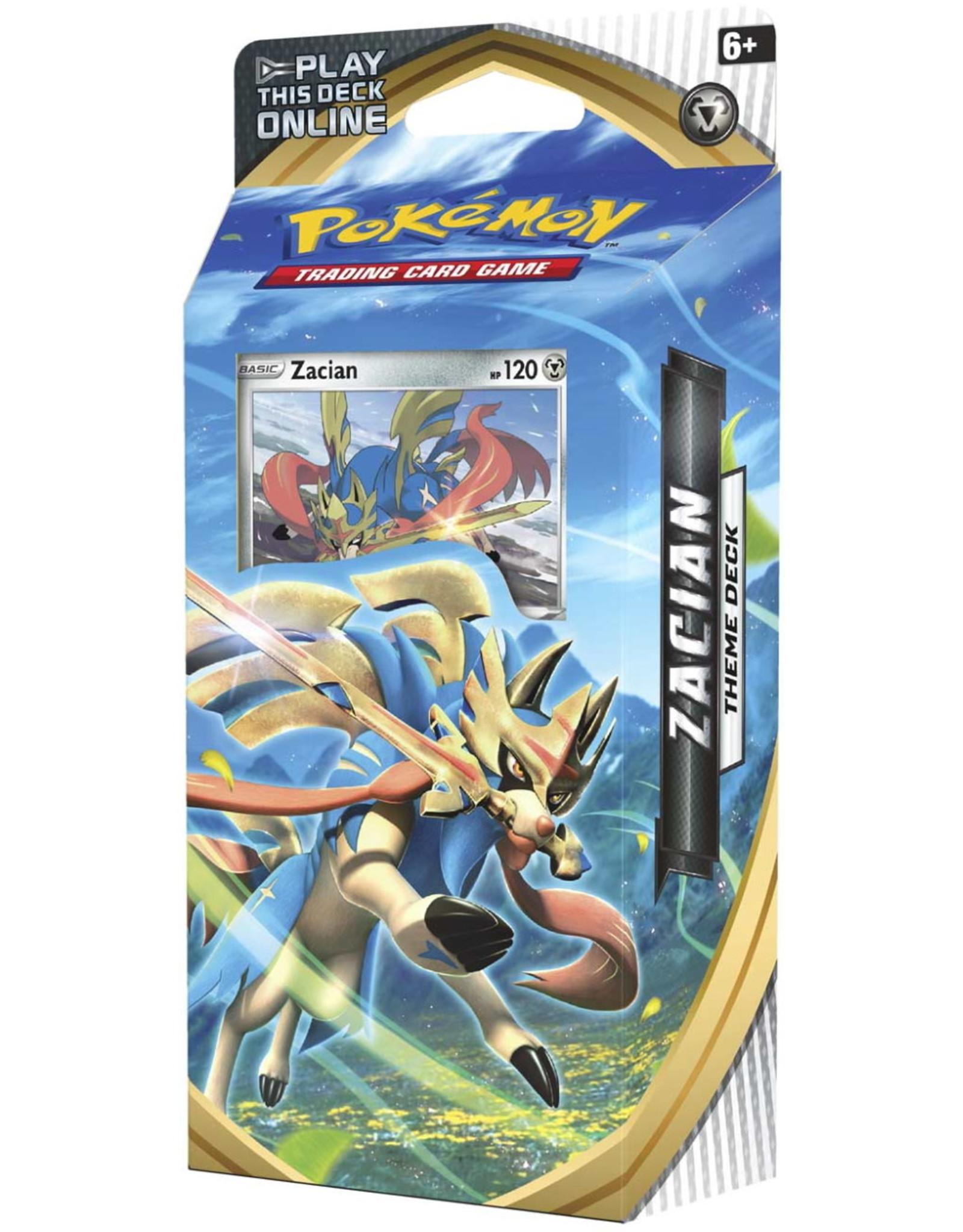 The Pokemon Company Pokemon: Zacian Theme Deck