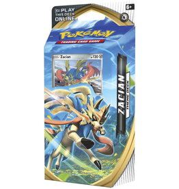 The Pokemon Company Pokemon: Zacian Theme Deck