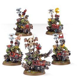 Games Workshop Ork: Flash Gitz