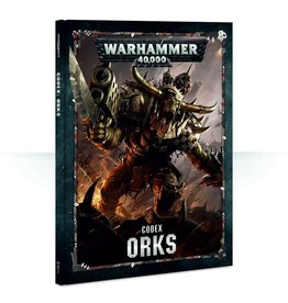 Games Workshop Ork: 8th Ed Codex