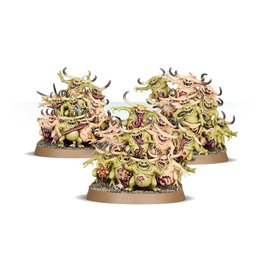 Games Workshop Daemons of Nurgle: Nurglings