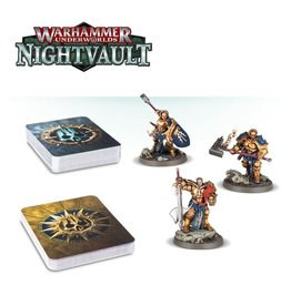Games Workshop Nightvault Steelheart's Champions