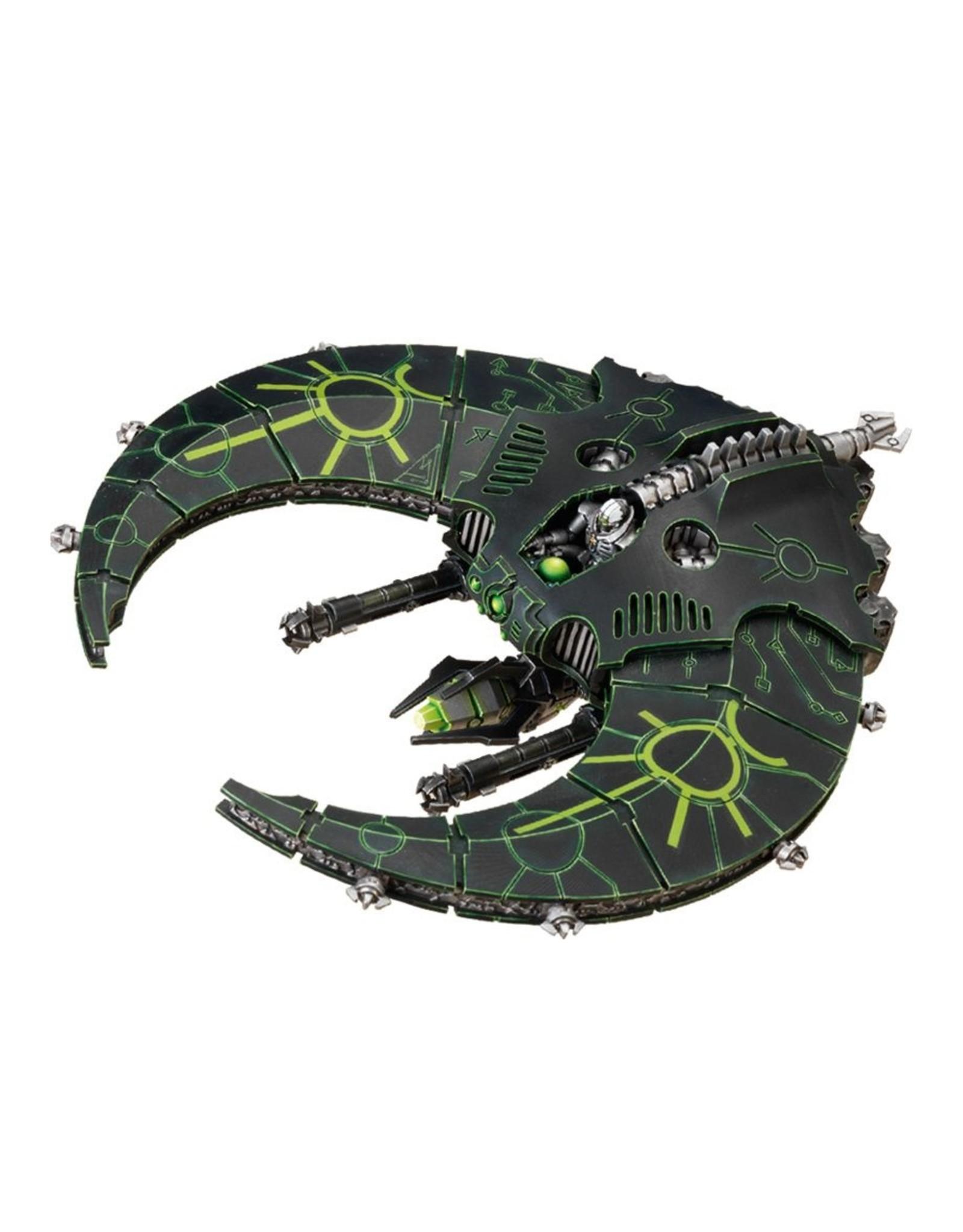 Games Workshop Necrons: Night Scythe/Doom Scythe
