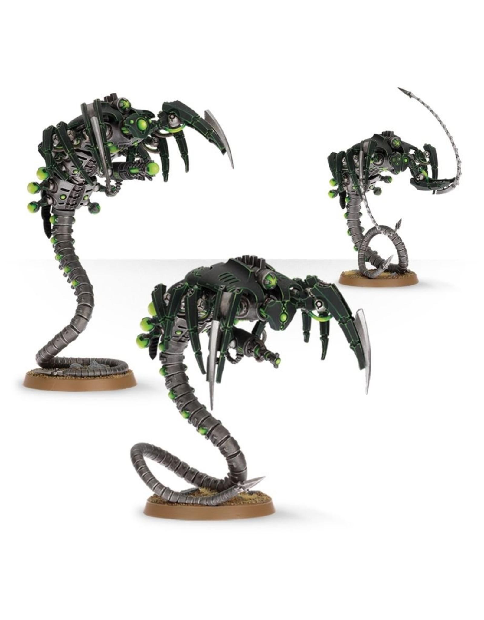 Games Workshop Necrons: Canoptek Wraiths