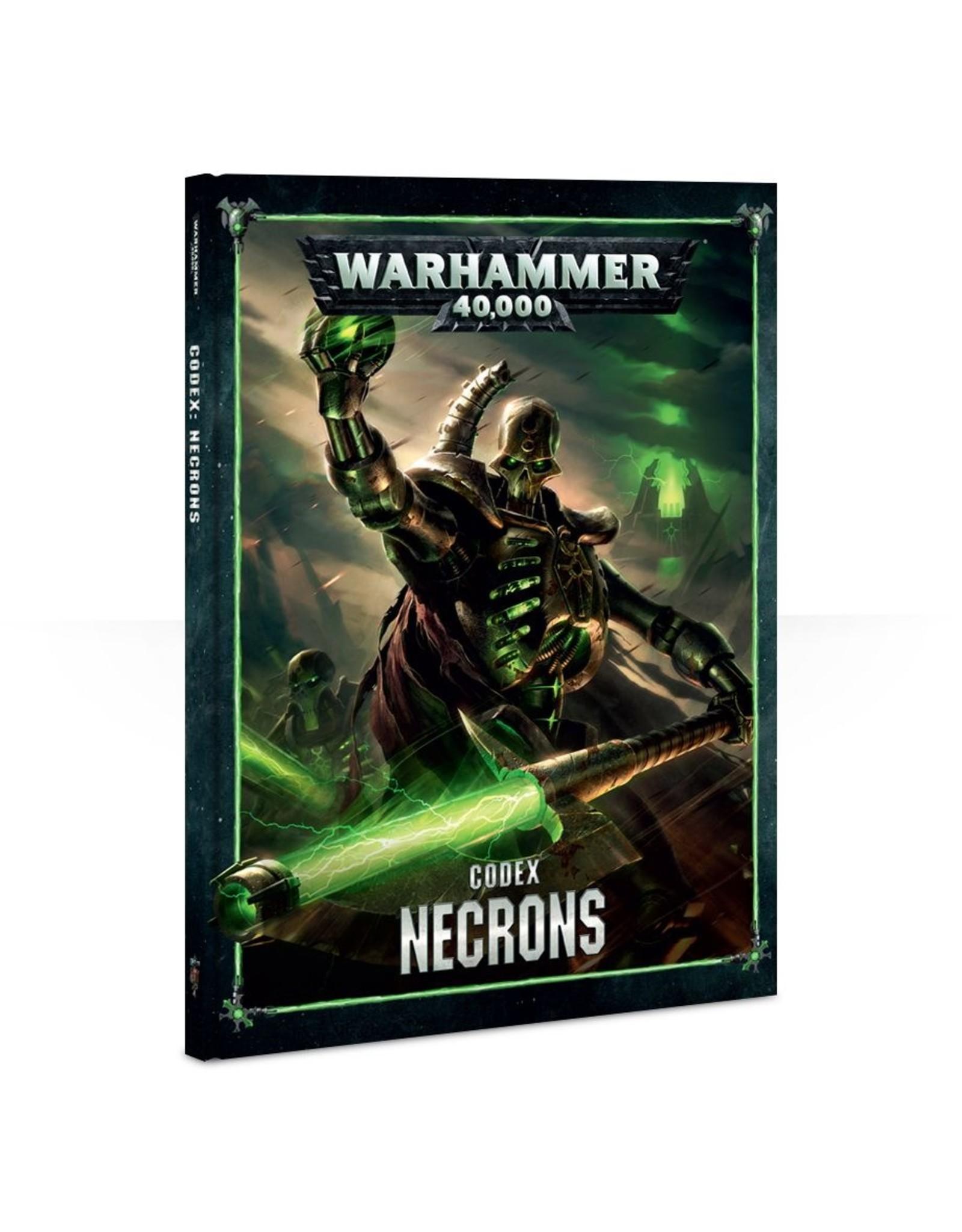 Games Workshop Necrons: 8th Ed Codex