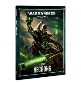 Games Workshop Necrons: 8th Ed Codex