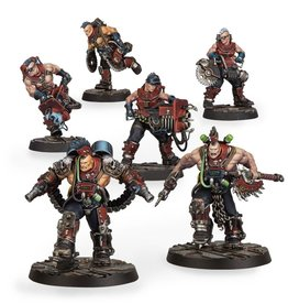 Games Workshop Necromunda: Goliath Stimmers and Forge-born