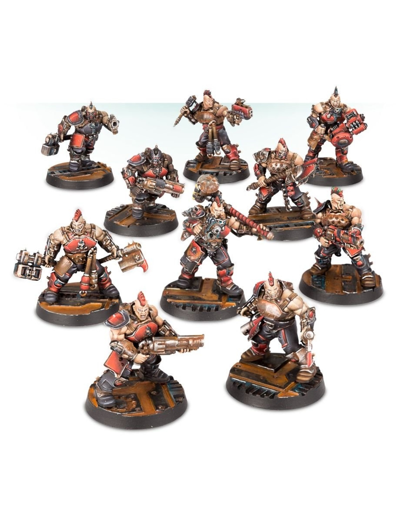 Games Workshop Necromunda: Goliath Gang