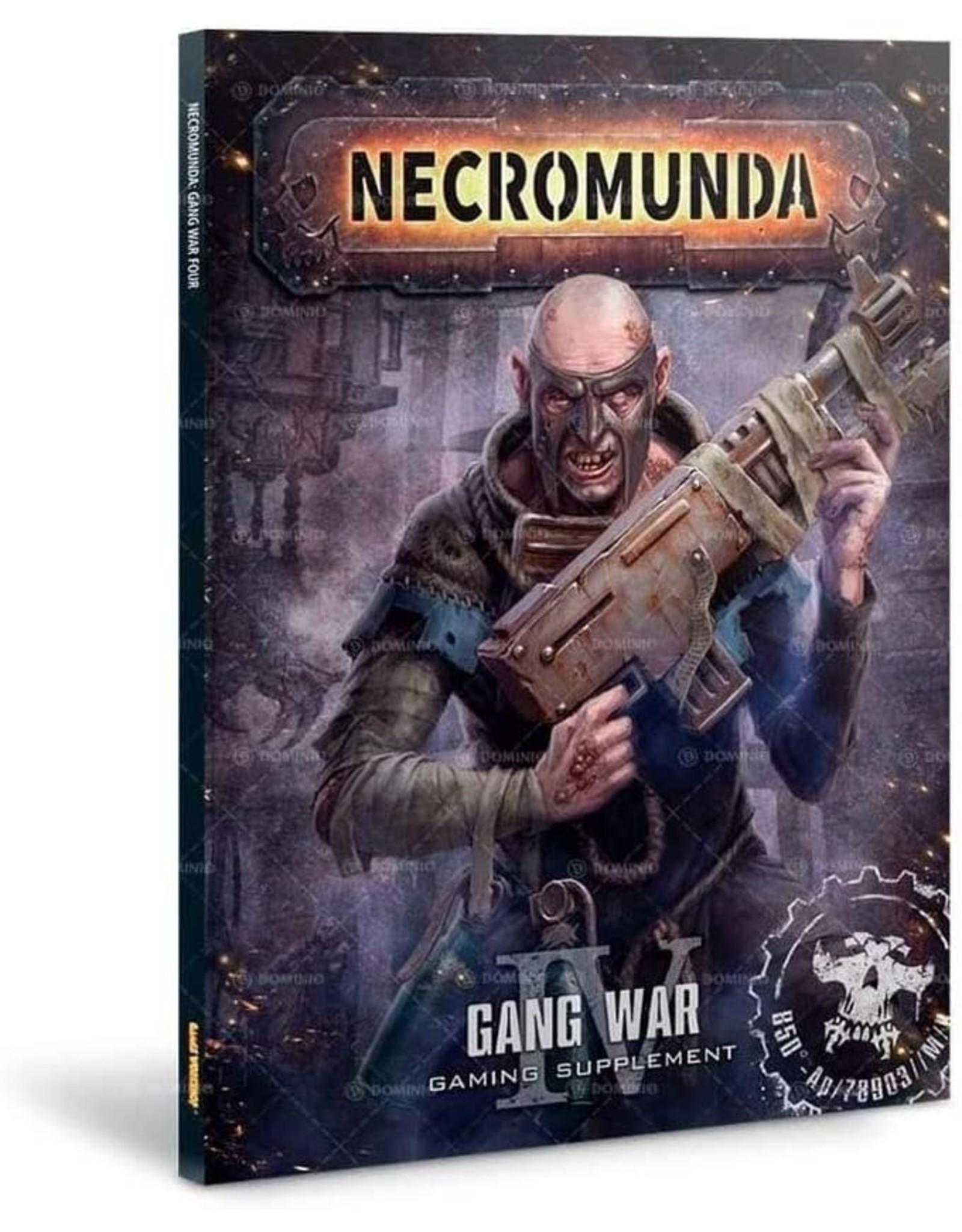 Games Workshop Necromunda: Gang War 4