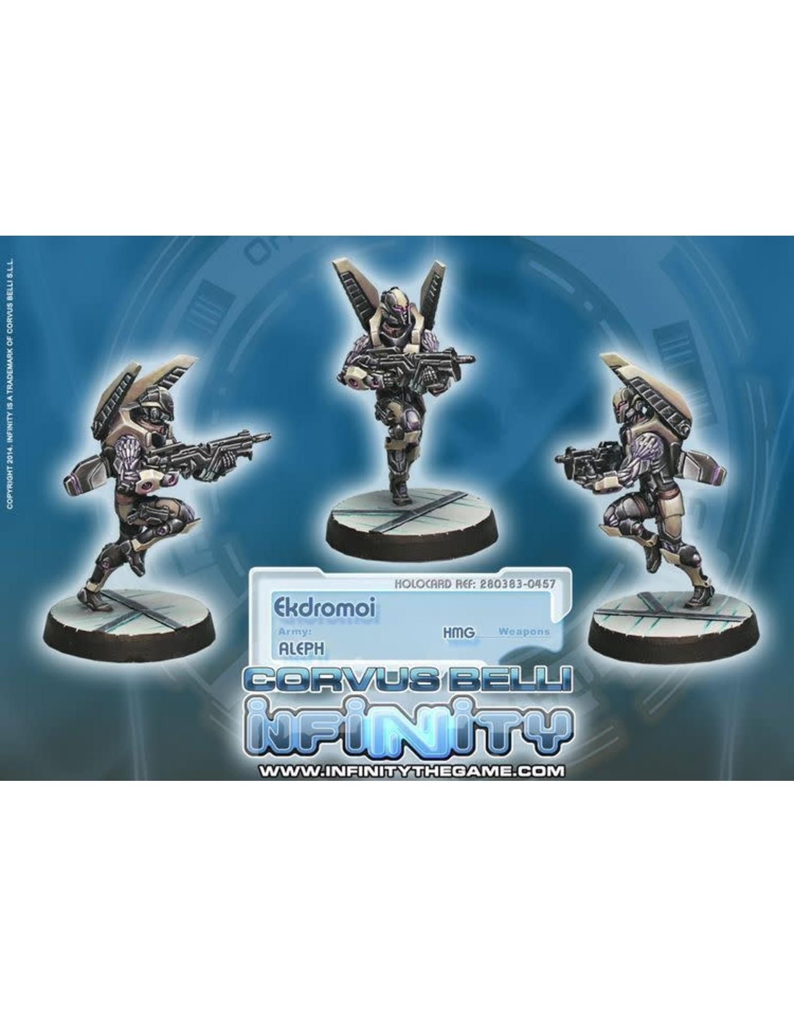 Corvus Belli Infinity: Enkdromoi (HMG)