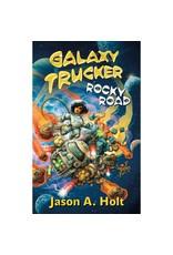 Czech Games Edition Galaxy Trucker: Rocky Road Novel