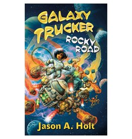 Czech Games Edition Galaxy Trucker: Rocky Road Novel