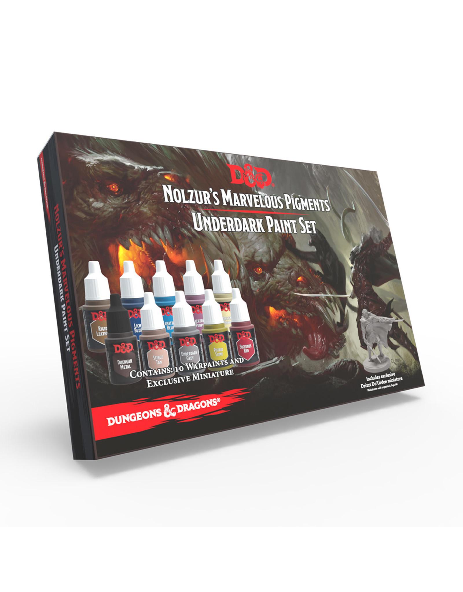Army Painter D&D Paint Set