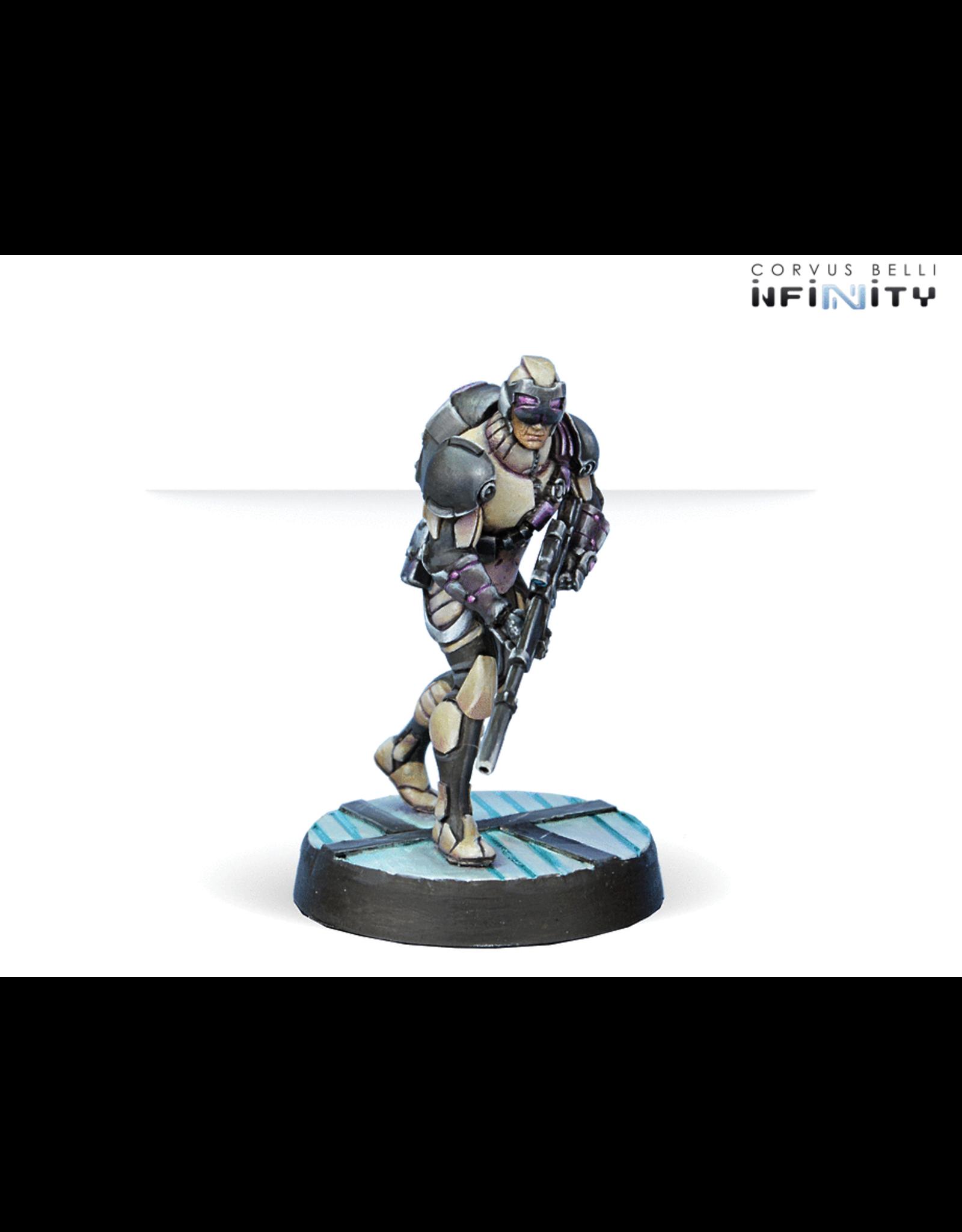 Corvus Belli Infinity: Agema Marksman