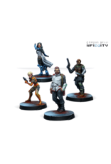 Corvus Belli Infinity: Agents of the Human Sphere (RPG Characters Set)