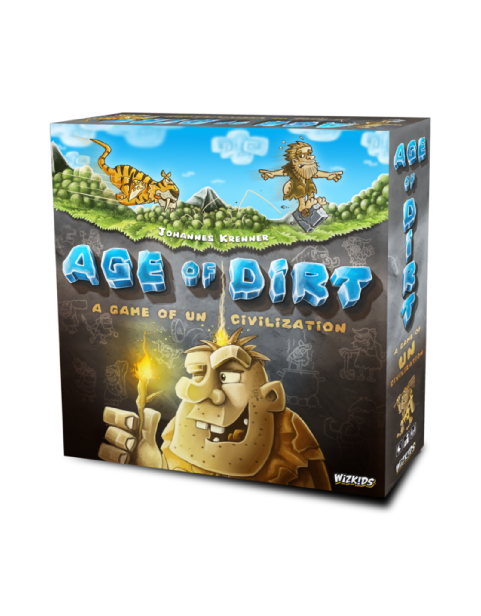 Wizkids Age of Dirt