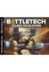 Catalyst Game Labs BattleTech: Tech Readout Clan Invasion