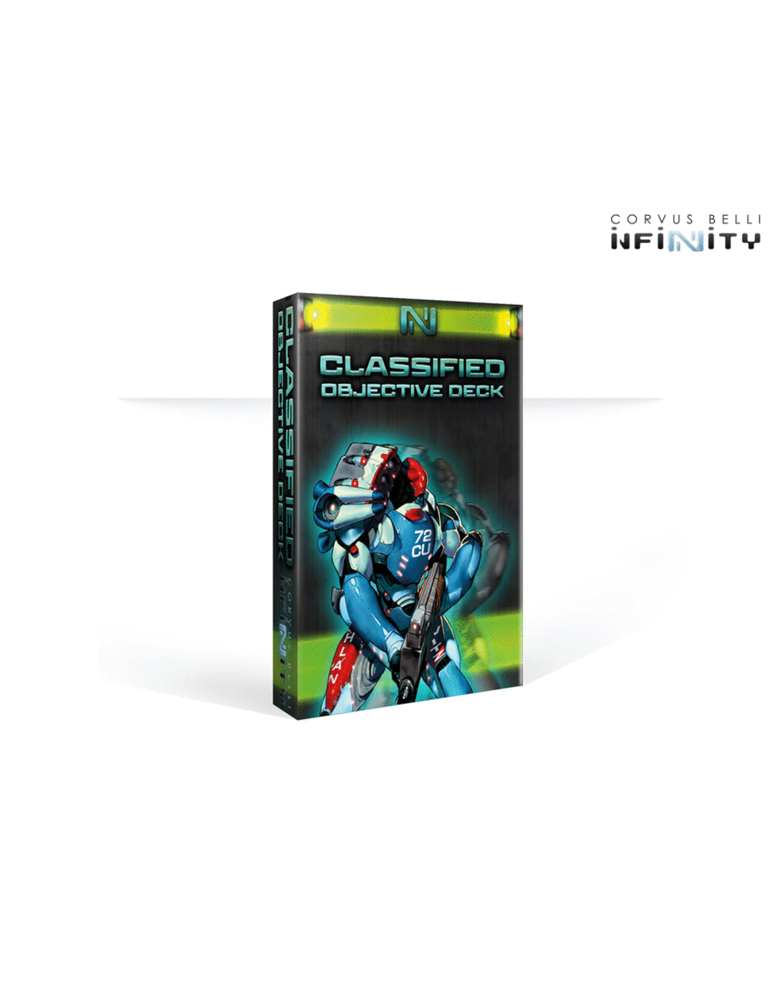 Corvus Belli Infinity: Classified Objective Deck - Season 10