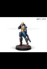 Corvus Belli Infinity: Daoying Operative Control Unit