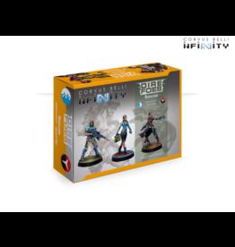 Corvus Belli Infinity: Dire Foes 9: Datacasha
