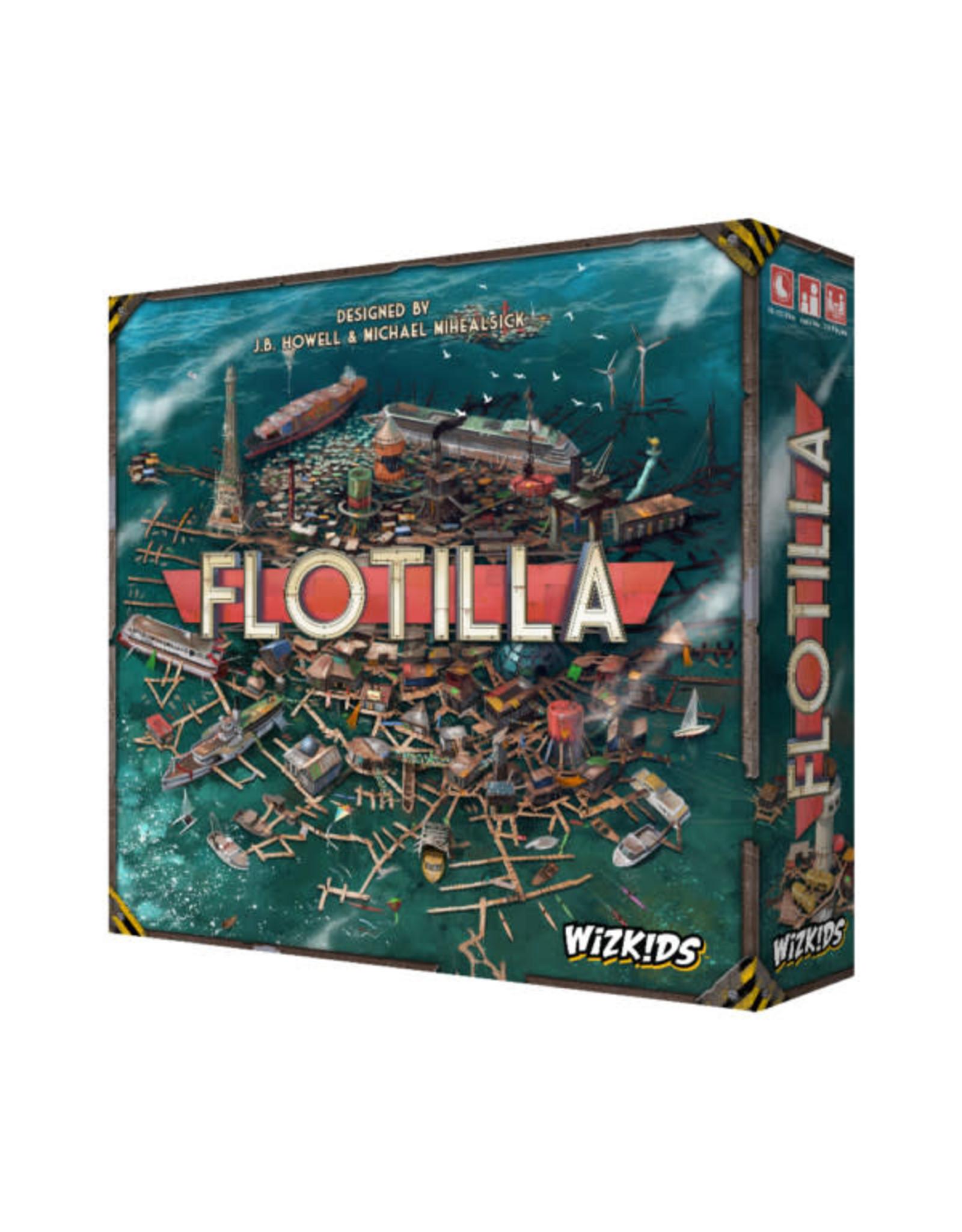 Wizkids Flotilla