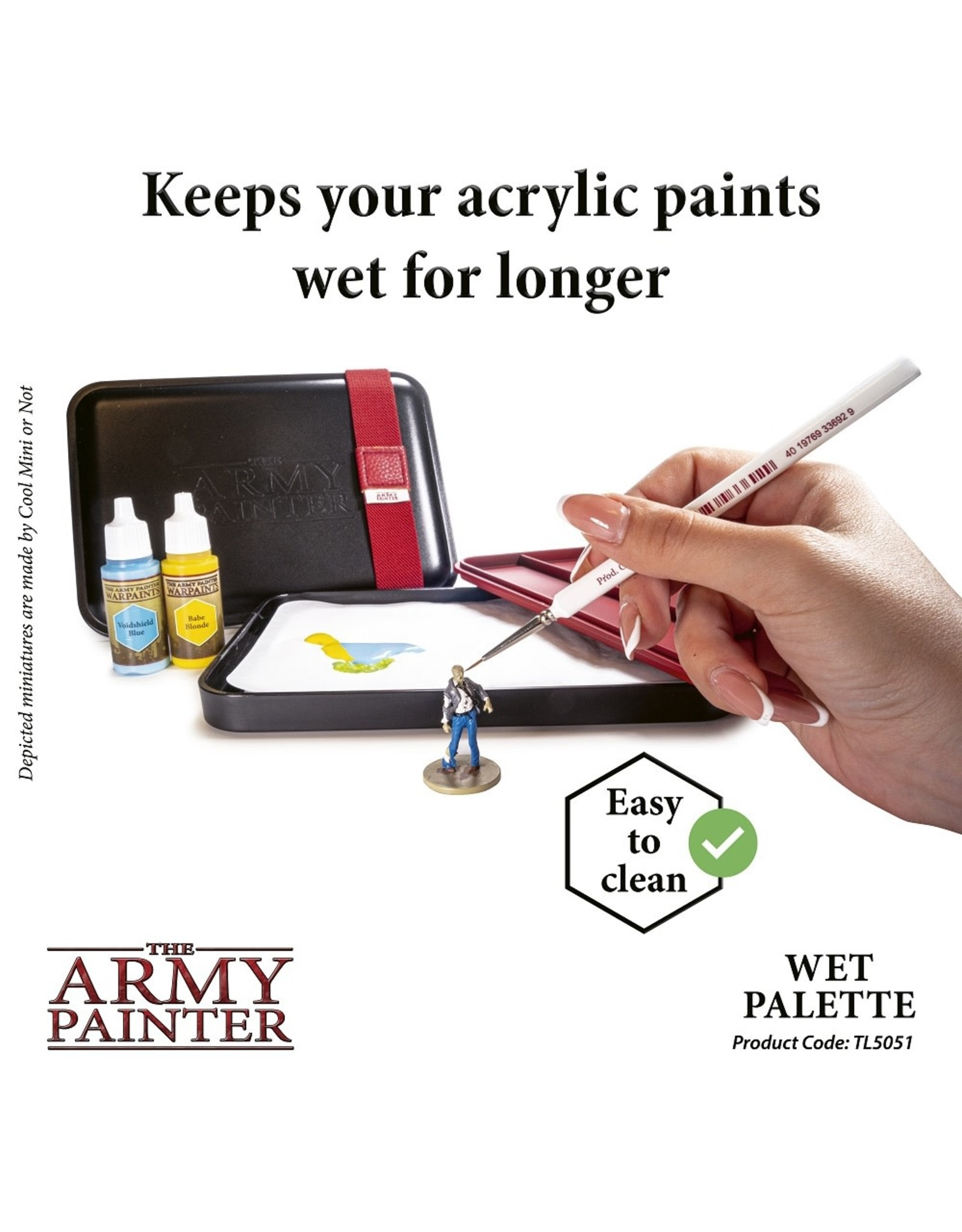 Army Painter Wet Palette