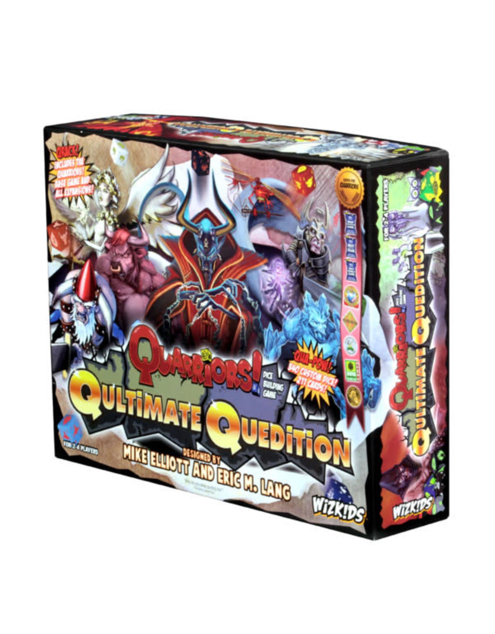 Wizkids Quarriors!: Qultimate Quedition