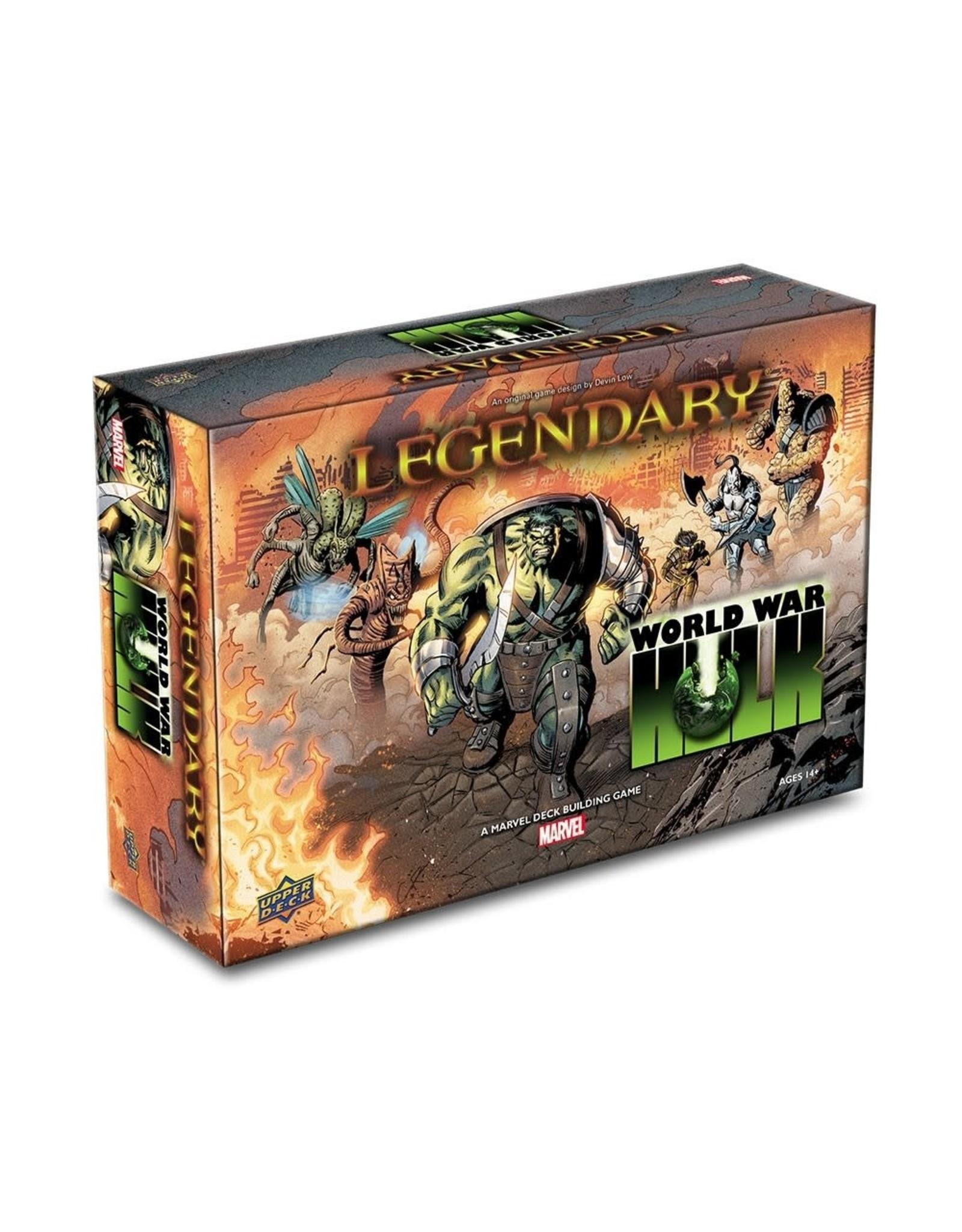 Upper Deck Entertainment Legendary: A Marvel DBG - World War Hulk Expansion