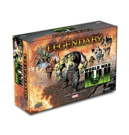 Upper Deck Entertainment Legendary: A Marvel DBG - World War Hulk Expansion