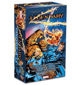 Upper Deck Entertainment Legendary: A Marvel DBG - Fantastic Four Expansion