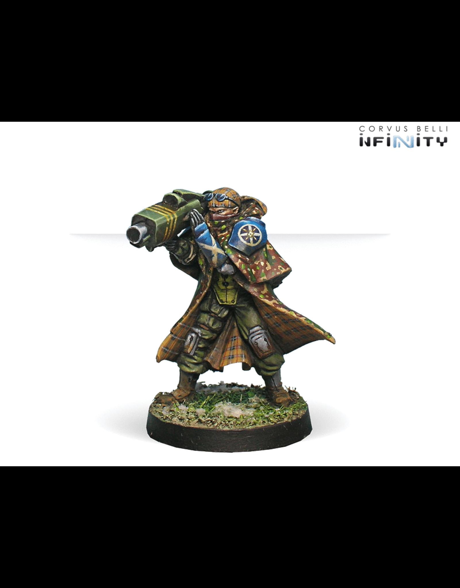 Corvus Belli Infinity: The Scots Guards, 6th Caledonian Infantry Regiment