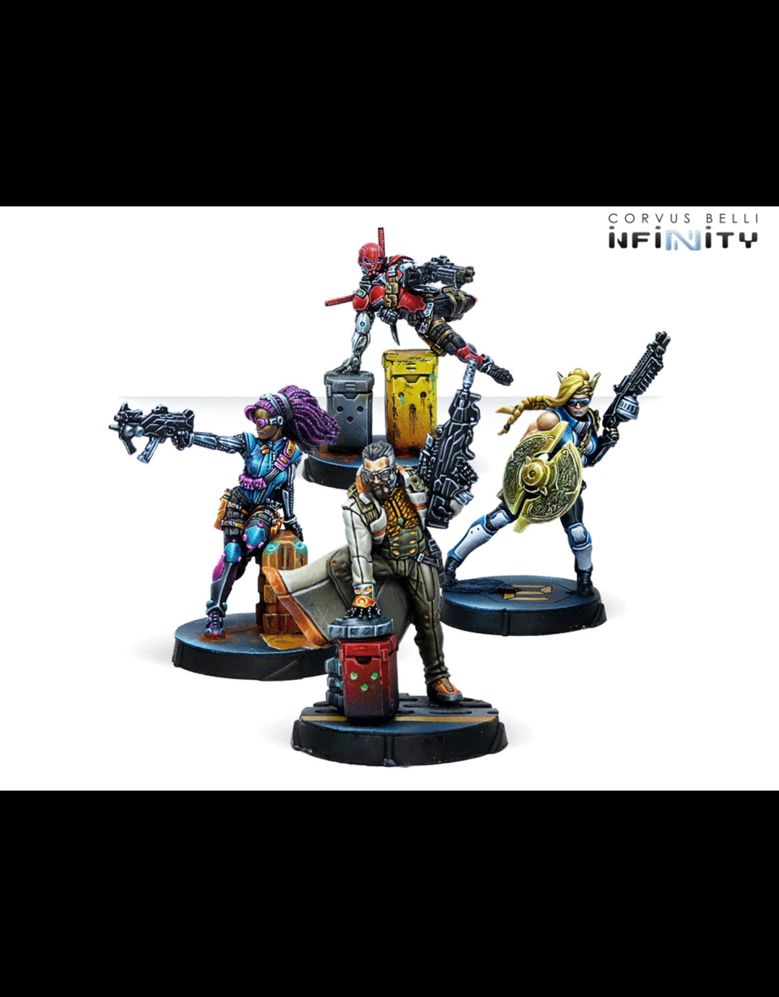 Corvus Belli Infinity: Soldiers of Fortune